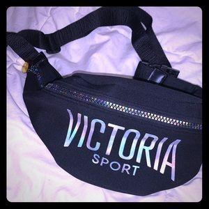Victoria's Secret fanny pak iridescent VS